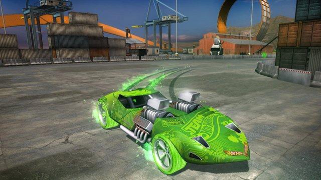Hot Wheels: World's Best Driver screenshot