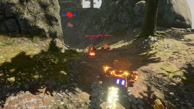 ShockRods screenshot