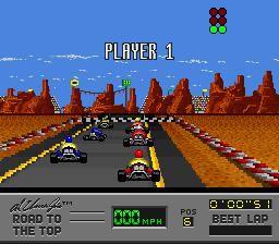 Al Unser Jr.'s Road to the Top screenshot