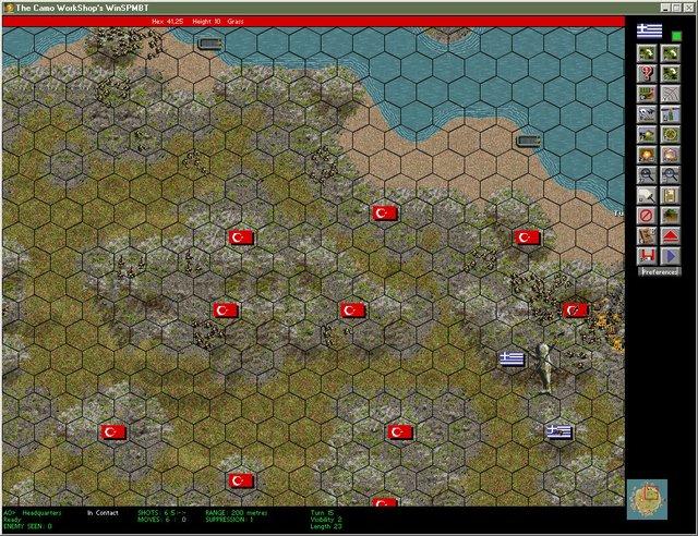 winSPMBT: Main Battle Tank screenshot
