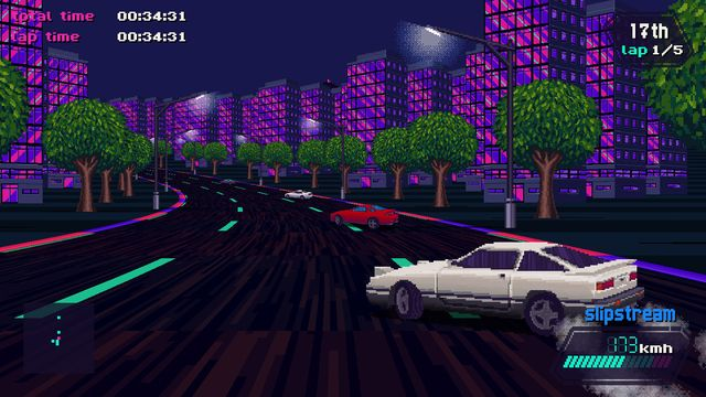 Slipstream screenshot