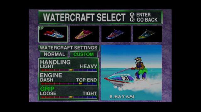 Wave Race 64 screenshot