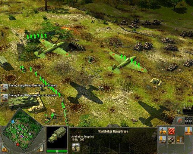 Blitzkrieg 2 Anthology screenshot
