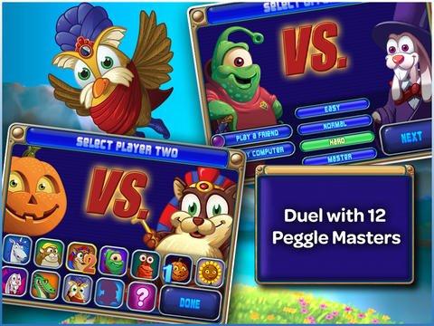 Peggle Classic HD screenshot