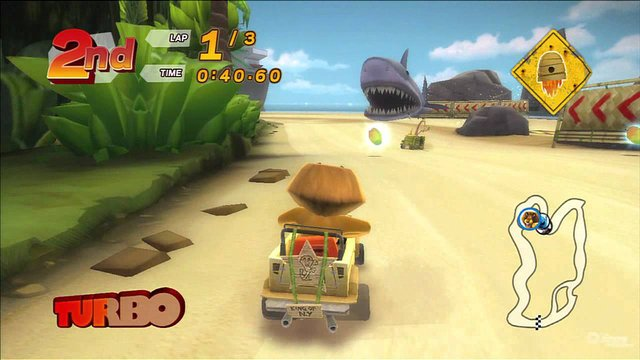 Madagascar Kartz screenshot
