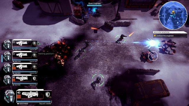 A.I. Invasion screenshot