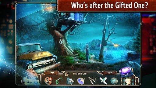 Paranormal Pursuit screenshot