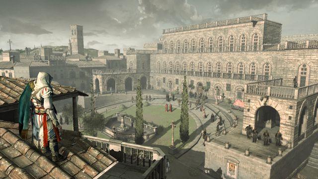 Assassin's Creed II: Bonfire of the Vanities screenshot