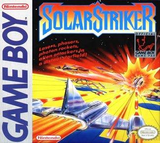 Solar Striker screenshot