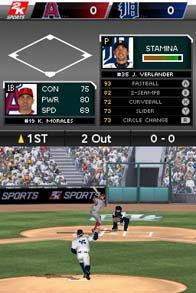Major League Baseball 2K10 screenshot