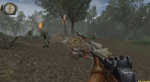 Men of Valor screenshot
