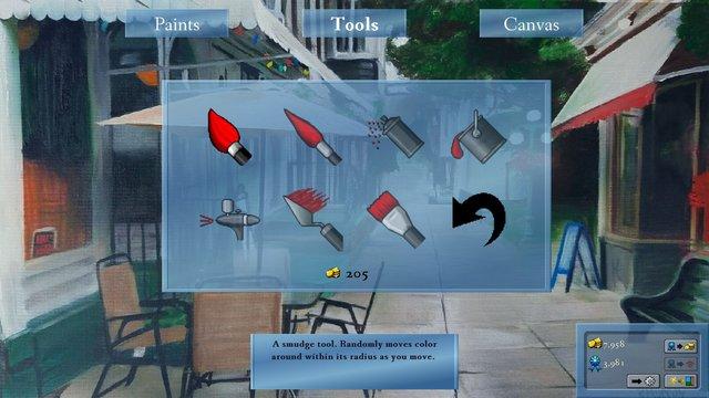 The Painter's Playground screenshot