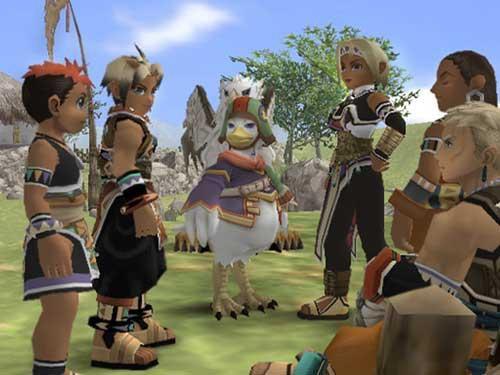 Suikoden III screenshot