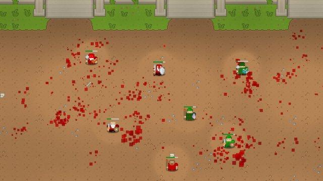 Crawlers and Brawlers screenshot