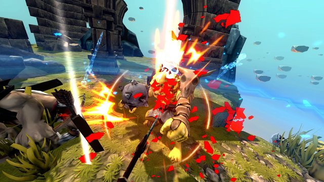Trickster VR: Horde Attack! screenshot
