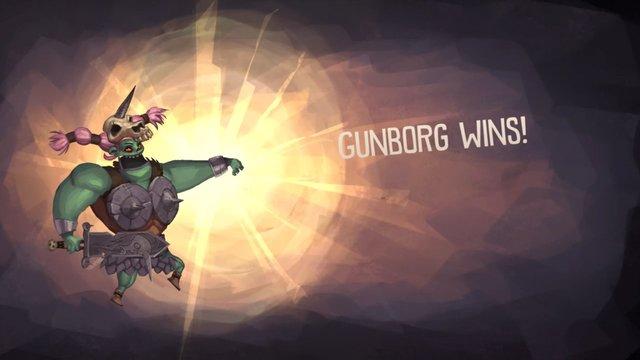 Zombie Vikings: Stab-a-thon screenshot