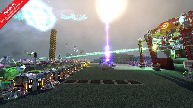FortressCraft Evolved! screenshot