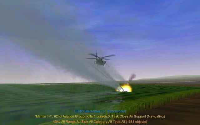 Enemy Engaged: Comanche vs Hokum screenshot