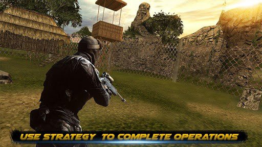 Elite Para Troopers Strike screenshot