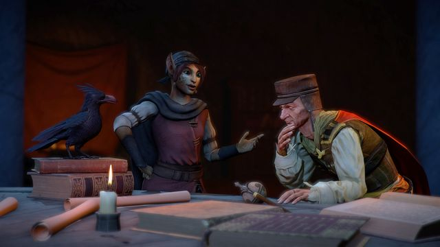 Dreamfall Chapters screenshot №9 preview
