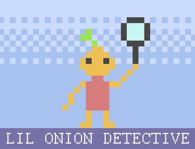 Lil Onion Detective screenshot