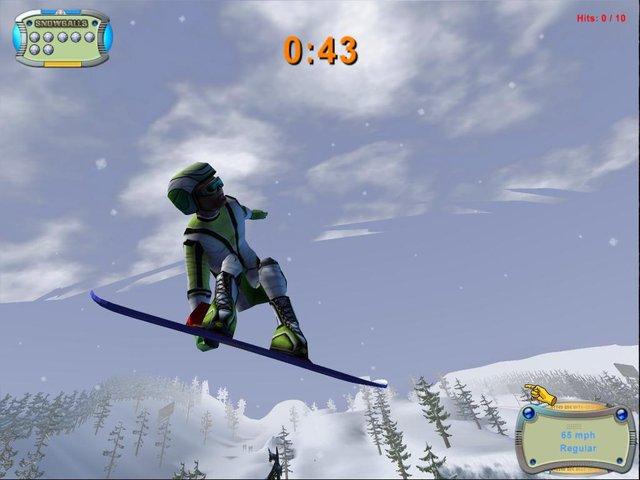 Championship Snowboarding 2004 screenshot