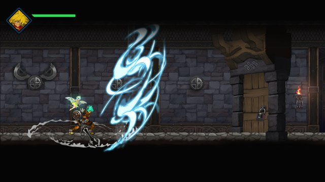Heroine Anthem Zero screenshot