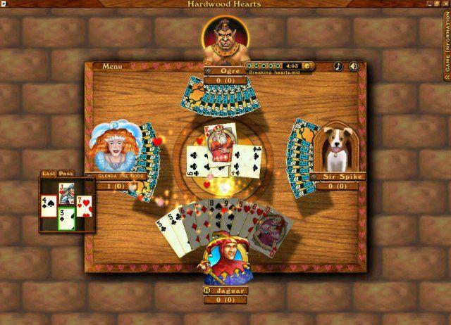 Hardwood Hearts screenshot