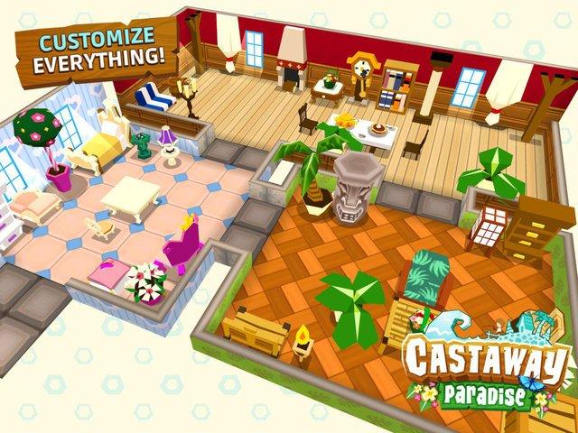 Castaway Paradise screenshot