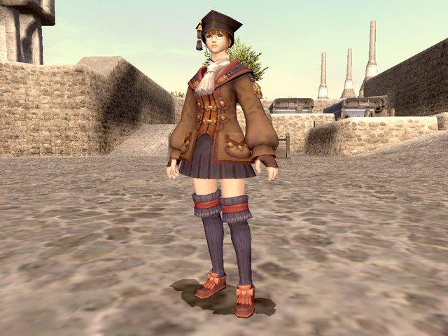 Final Fantasy XI: Wings of the Goddess screenshot