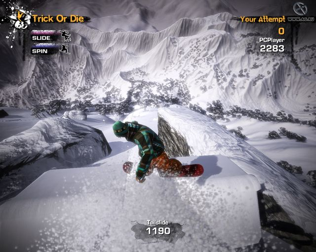 Stoked: Big Air Edition screenshot