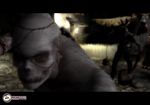 Deadlands screenshot