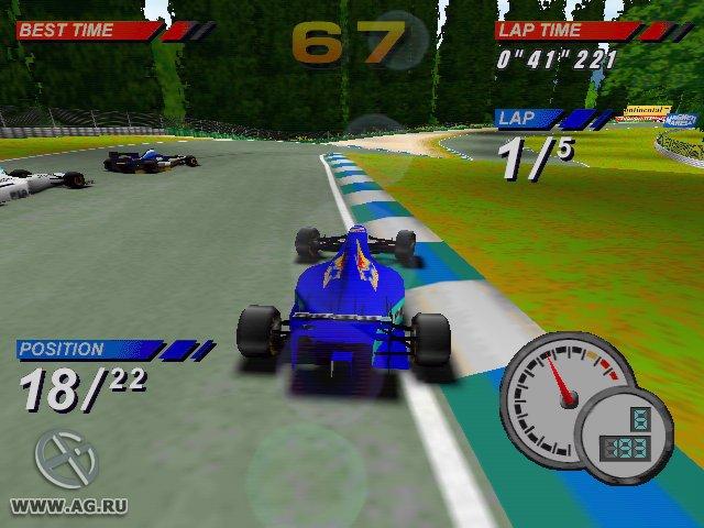 Formula 1 Championship Edition screenshot