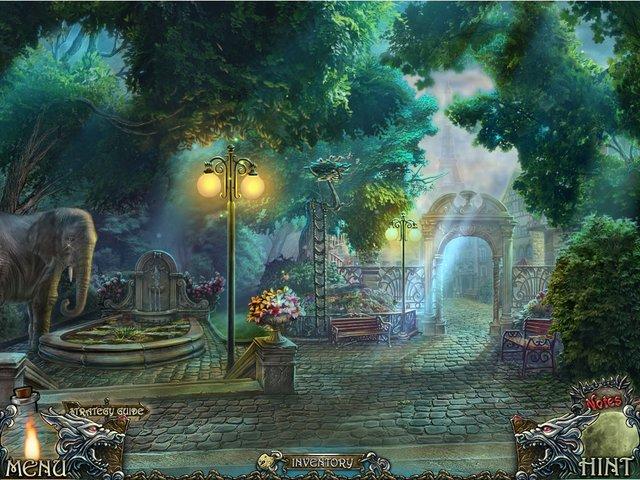 Shadow Wolf Mysteries: Cursed Wedding Collector's Edition screenshot