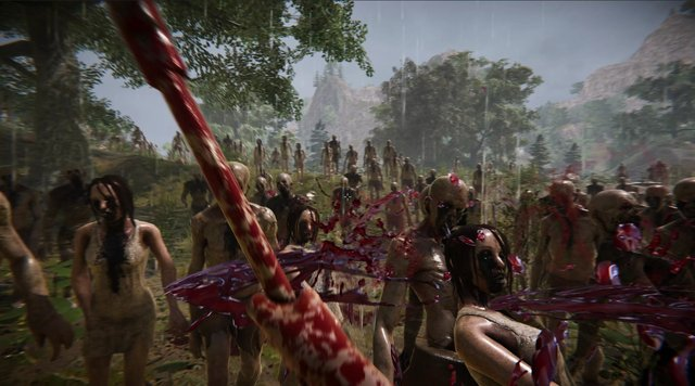 The Black Masses screenshot