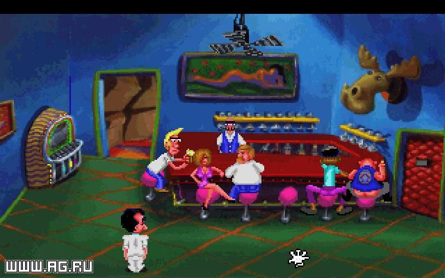 Leisure Suit Larry 1 - In the Land of the Lounge Lizards screenshot