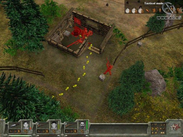Корея: Забытая война screenshot