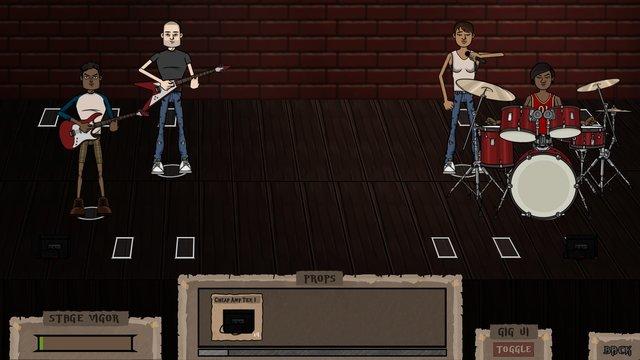 Rock God Tycoon screenshot