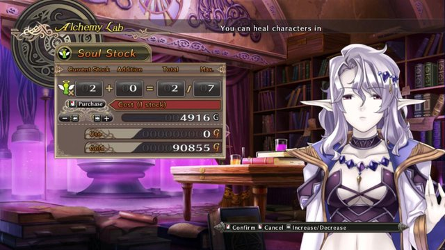 Agarest: Generations of War 2 screenshot