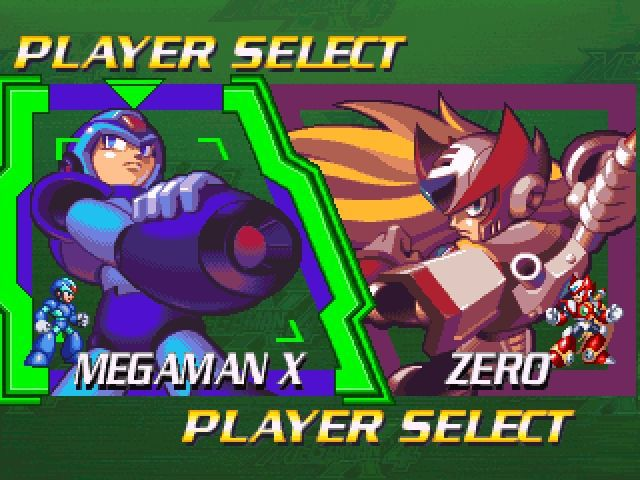 Mega Man X4 (1997) screenshot