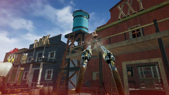Guns'n'Stories: Preface VR screenshot