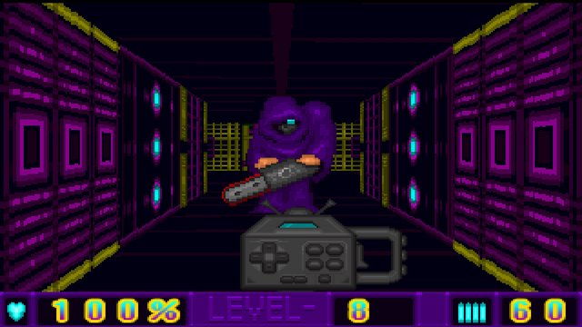 Neon Brood screenshot