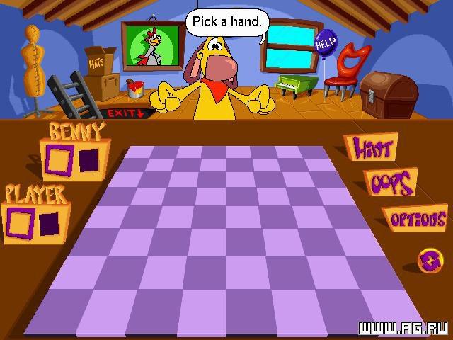 Corel Wild Board Games screenshot