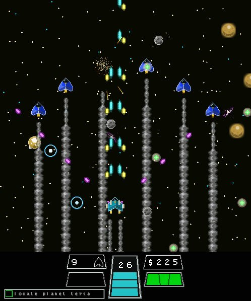 Go Mission: Space Travel screenshot