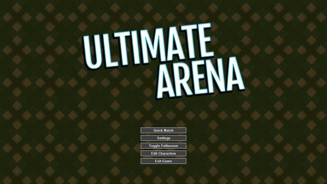 Ultimate Arena screenshot