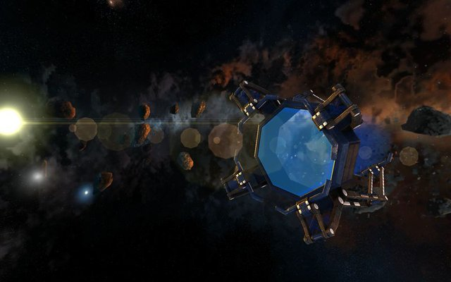 Beyond Space Remastered Edition screenshot