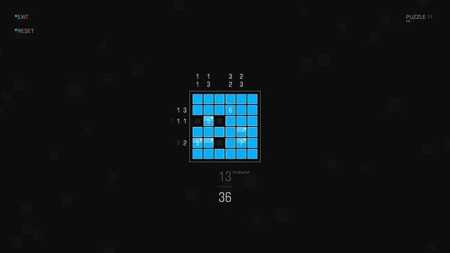 SquareCells screenshot