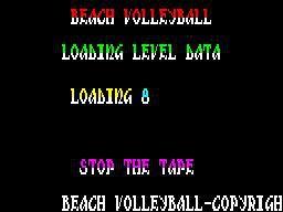 Beach Volley screenshot
