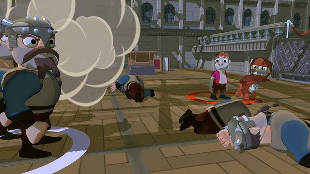 When Vikings Attack! screenshot