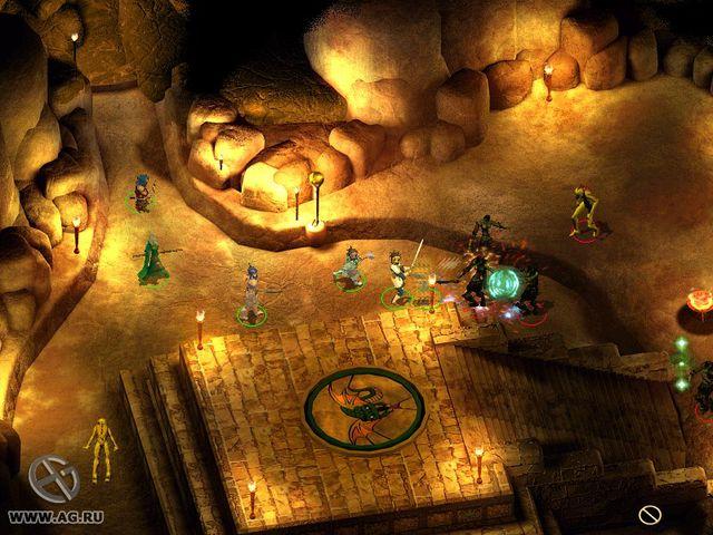 Icewind Dale 2 screenshot